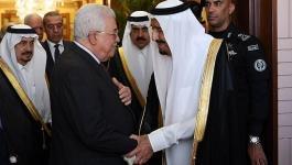 الرئيس عباس يهاتف العاهل السعودي وهذا ما دار بينهما!