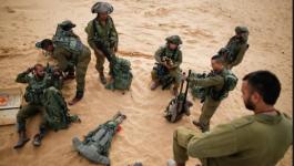 جنود غلاف غزة