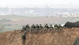 تعليمات جديدة لجيش الاحتلال بشأن التعامل مع أحداث غزّة