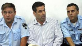 الحكم على وزير اسرائيلي