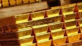 الذهب: يهوي لأدنى مستوى في نحو أسبوعين