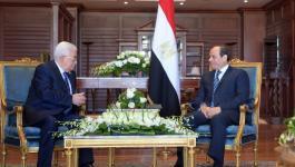 الرئيس يلتقي نظيره المصري على هامش القمة العربية الأوروبية