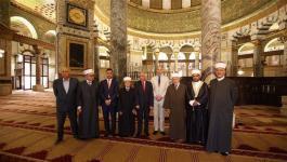 الخارجية الأردنية تدين اعتقال الاحتلال للشيخ سلهب