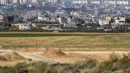 غلاف غزة