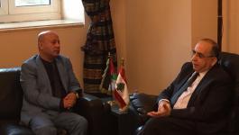 أبو هولي: موقف لبنان الرافض للتوطين صمام الأمان لحق العودة