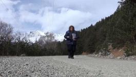 بالفيديو: مسنة