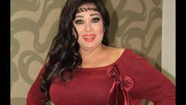 الراقصةُ المصريةُ فيفي عبده