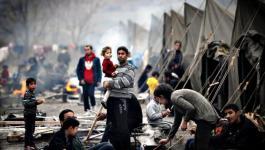 اللاجئين في سوريا