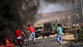 صحيفة عبرية تنقل عن مصادر إسرائيلية إحتمالية التصعيد في غزّة والضفة