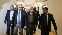 الوفد الأمني المصري يعود إلى غزّة حاملاً رد الاحتلال على مطالب الفصائل للتهدئة