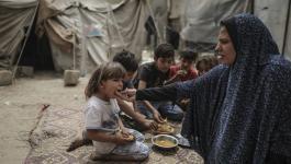 الفقر بغزة