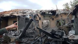 محلل عسكري إسرائيلي يتحدث عن إطلاق صاروخ من غزّة على تل أبيب