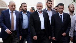 وفد مصري برئاسة اللواء عبد الخالق يصل غزّة