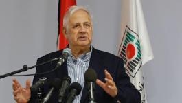 رئيس لجنة الانتخابات يصل غزّة اليوم للقاء هنية والفصائل