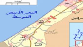مخطط لقطاع غزة