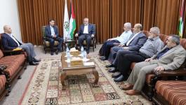 قيادي فلسطيني يكشف تفاصيل جديدة بشأن اتفاق التهدئة في غزّة