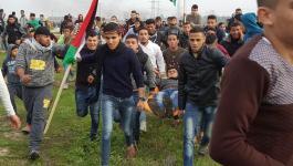 4 إصابات بقصف إسرائيلي شمال قطاع غزّة