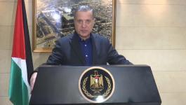أبو ردينة: الشعب الفلسطيني يواجه اعتداءات