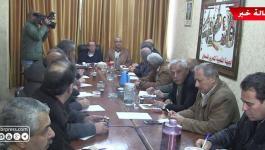 بالفيديو: الشعبية تعقد اجتماعاً للفصائل في غزّة بتغيب حماس والجهاد