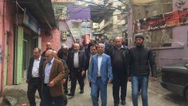 أبو هولي: المخيمات الفلسطينية ستبقى قلاع الصمود والنضال نحو التحرير والعودة