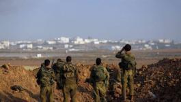 احتلال وغزة