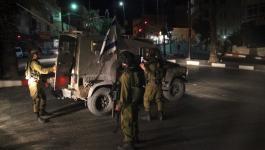 إطلاق نار على قوة لجيش الاحتلال قرب سلفيت