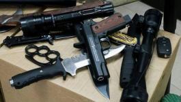 تهريب اسلحة من الاردن