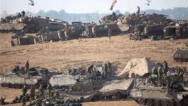 حرب برية على غزة
