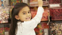 احذري حلوى الجيلاتين