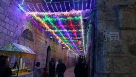 بجهود شبابية.. قرار بتزيين أحياء البلدة القديمة بالقدس خلال شهر رمضان