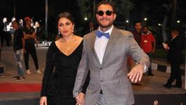 أحمد الفيشاوي يتغزل في زوجته