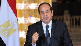 السيسي يؤكد دعم بلاده لتطلعات الشعب السوداني
