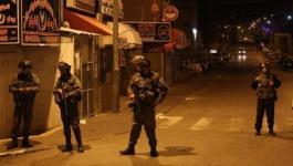 إصابات بالاختناق عقب اقتحام الاحتلال بلدة يعبد في جنين