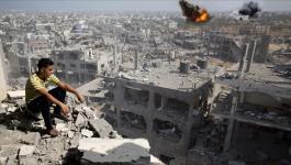العدوان الاسرائيلي على غزة