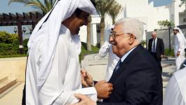 هذا ما بحثه الرئيس عباس مع أمير قطر في الدوحة!