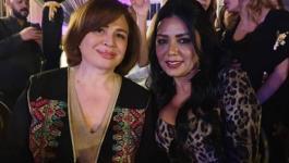 رانيا يوسف وإلهام شاهين