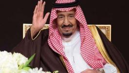 العاهل السعودي: إقامة الدولة الفلسطينية وعاصمتها القدس على سلم الأولويات العربية
