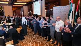 مجلس العمل الفلسطيني في دبي يقيم أمسية رمضانية