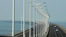 تدشين أطول جسر في العالم في الكويت بكلفة 3.6 مليار دولار