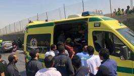 إصابات جراء انفجار استهدف حافلة سياحية بمحافظة الجيزة بالقاهرة