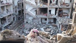مخيم سوريا