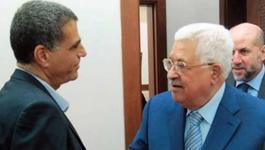 الرئيس عباس والشاباك