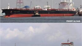أول تعقيب أمريكي على استهداف ناقلتي النفط في بحر عُمان