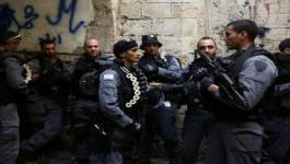 شرطة احتلال