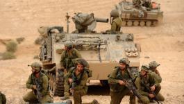 الاحتلال يُنفذ مناورة تُحاكي إطلاق صاروخ من غزّة أثناء الاستعداد لقصفها