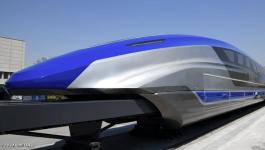 شاهدوا: قطار صيني أسرع من الطائرة