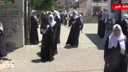 بالفيديو: آراء طلبة الثانوية العامة في غزّة بامتحان اللغة العربية