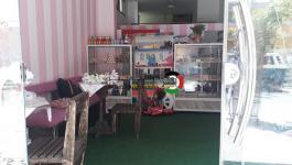 شاهد: متجر نسائي لصناعة الحلويات وكعك العيد في غزّة!