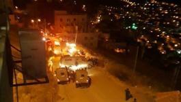 قرار جديد من جيش الاحتلال عقب حادثة الأمن الوقائي في نابلس
