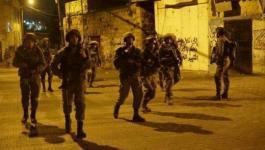 اعتقالات الضفة